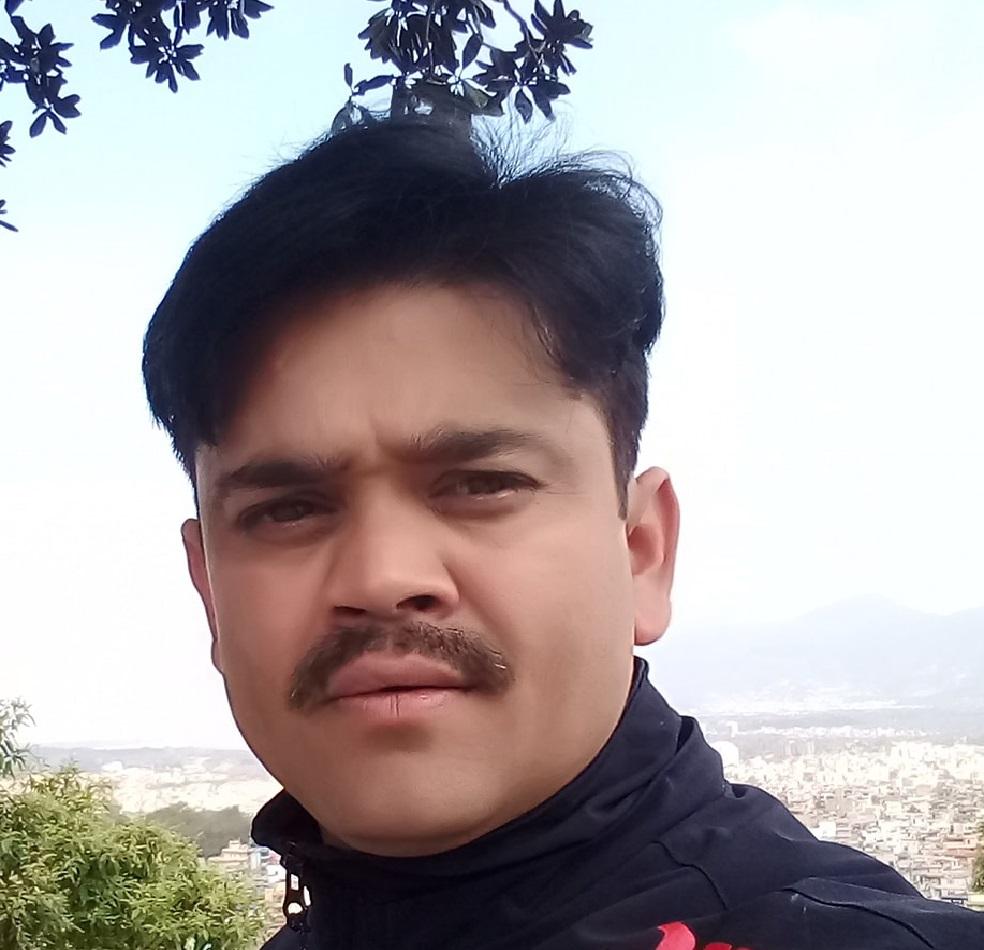 13. Dr. Bala Krishna Adhikari (Nepali)