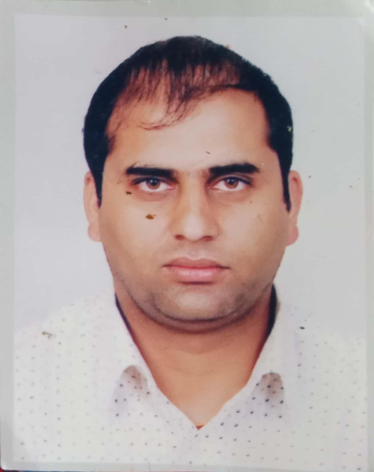 8. Min Raj Lamichhane (Maths)