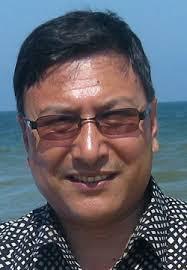 9. Dhir Kumar Shrestha (Nepali)
