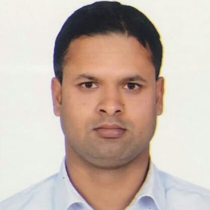 9. Man Mohan Mishra (ICT)