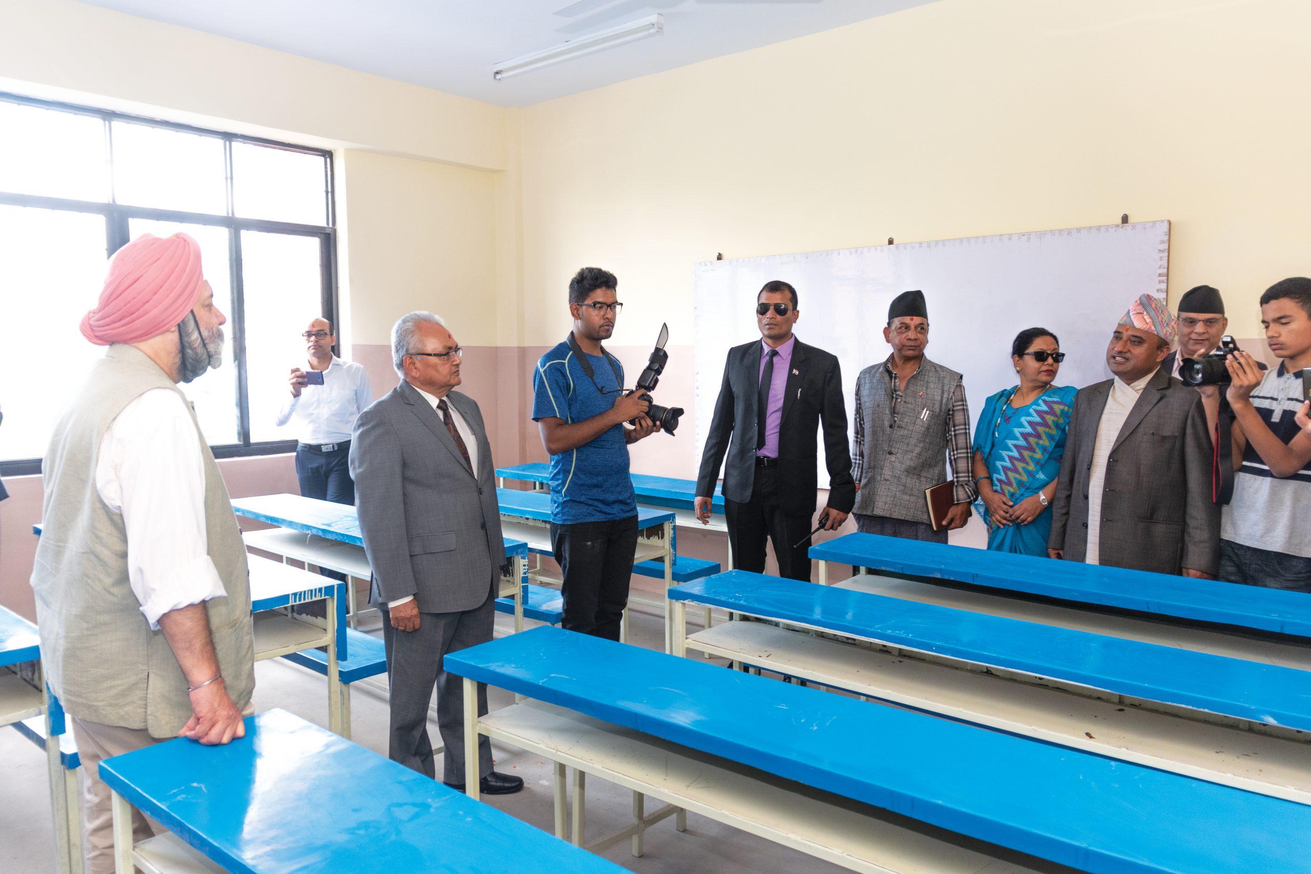 Classroom Inspection