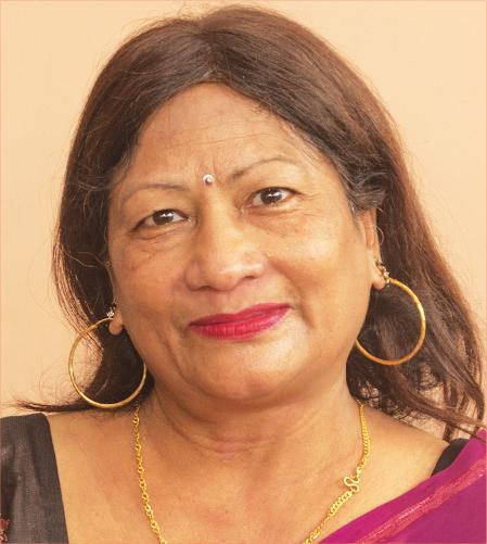 Dr Savitri Shrestha