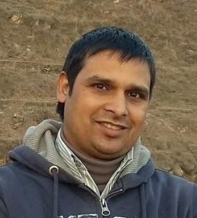Krishna Prasad Bhattarai, HOD Economics