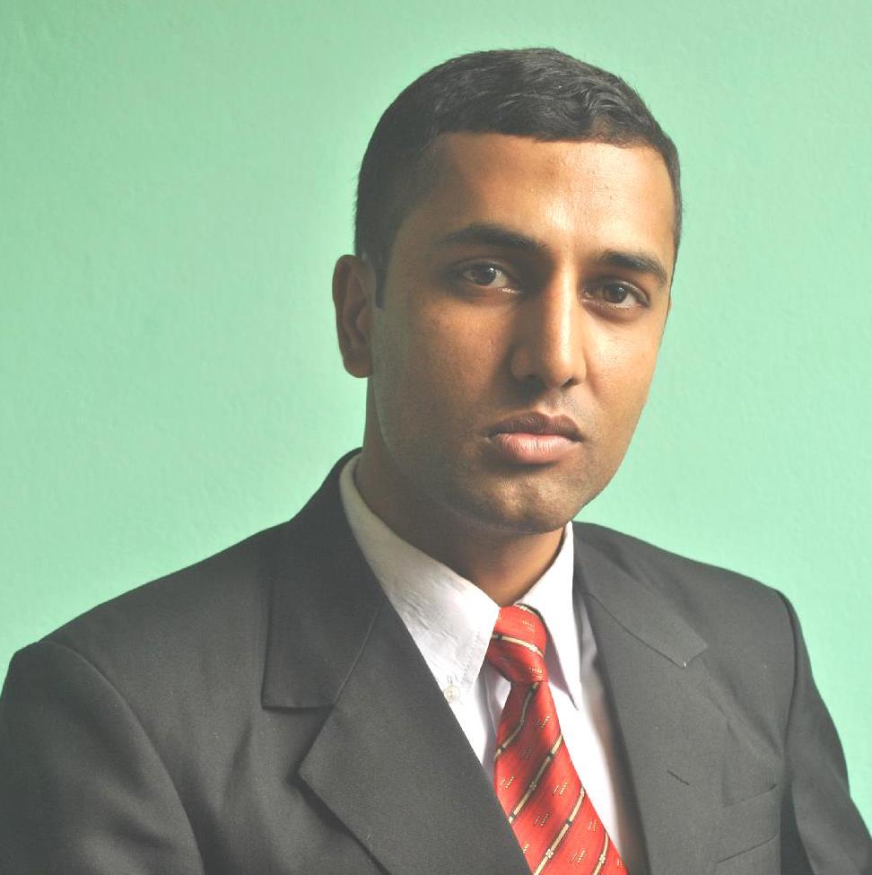 Prakash Pokharel Asst. Campus Chief , RMC Head