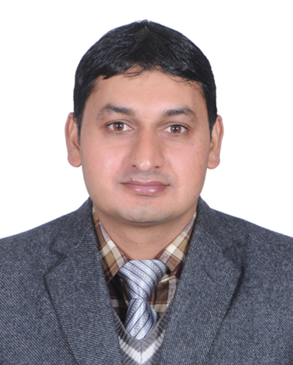 Sedu Natha Dhakal HOD English