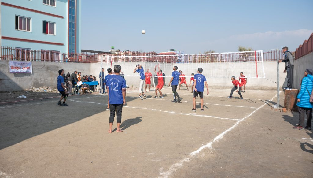 Volleyball B